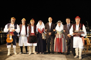 Pregon San Gines 2012